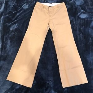 Gap Pants Dark Brown Flare Poshmark